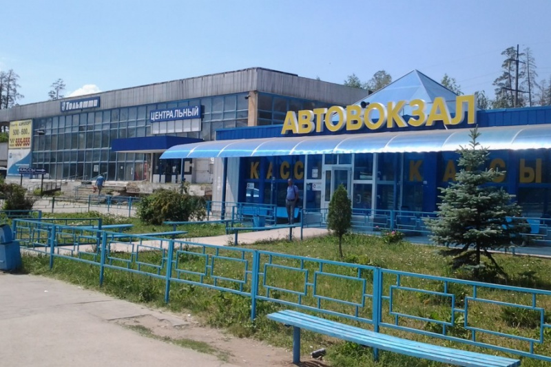 Автовокзал фото тольятти новый город