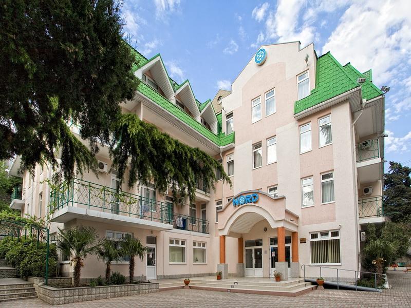 Отель норд крым фото