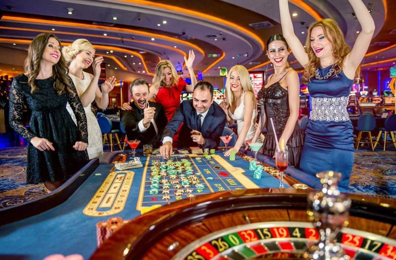 казино роза хутор фото